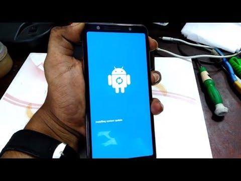 Wipe All Data Factory Hard Reset Samsung A7 Sm-A750 | A9 Sm