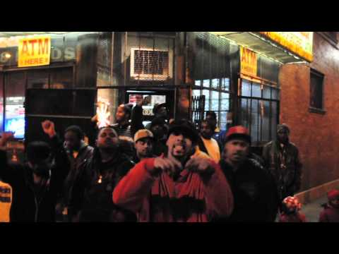 KNS Tha Engineer, Chalie Pippen, Needoes, J.C. Tha Don (STB) -  Round'Em Up