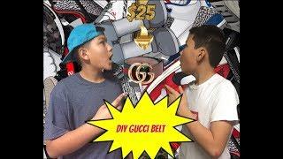 3ed0c4ab25ca Descargar MP3 de Diy Gucci Belt gratis. BuenTema.Org