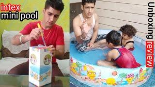 Intex bath tub 4 feet | honest review |