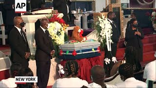 Funeral for toddler fatally shot in Brooklyn