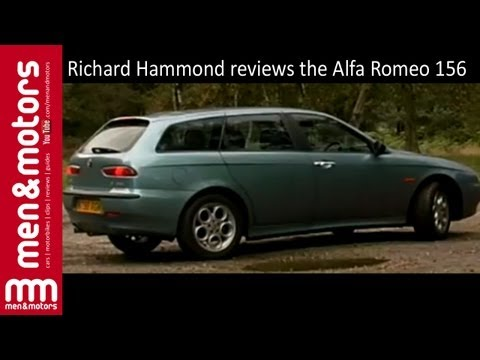 Richard Hammond Reviews The Alfa Romeo 156 (2000)