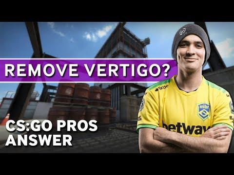 CS:GO Pros Answer: Should Vertigo Be Removed?