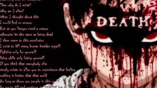 Anime! Dark Theme Dope - Violence