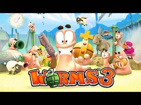 Vidéo Worms 3
