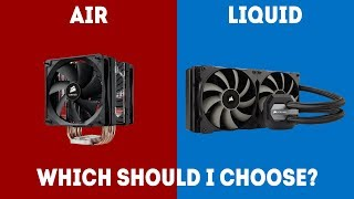 Liquid Vs Air CPU Cooler – Which Should I Choose [Simple Guide]