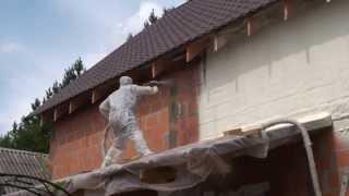 Утепление фасада кирпичного дома Ярославль