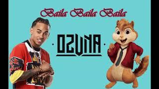 Ozuna   Baila Baila Baila (Alvín & Las Ardillas)