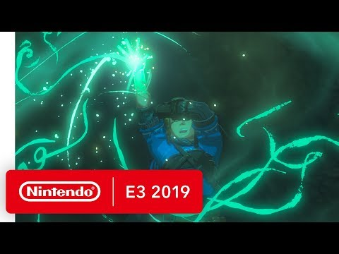 , title : 'Sequel to The Legend of Zelda: Breath of the Wild - First Look Trailer - Nintendo E3 2019'