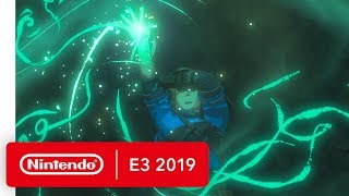 VIDEO: Sequel to THE LEGEND OF ZELDA: BREATH OF THE WILD – 1st Look Trailer