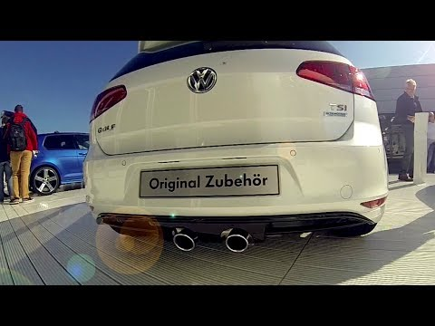 2014 VW Golf 7 Tuning with OEM Parts