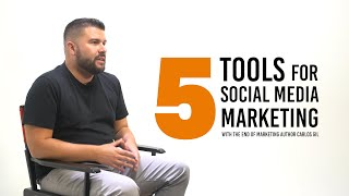 5 Best Social Media Marketing Tools To Use In 2020