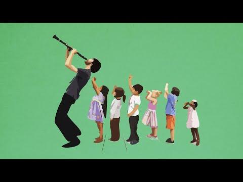 Mladí ladí dětem, hudební cesta světem