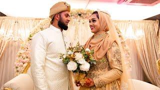 Samia & Afzal Wedding Film | The City Pavilion London | Luxury Asian Bengali Wedding Cinematography