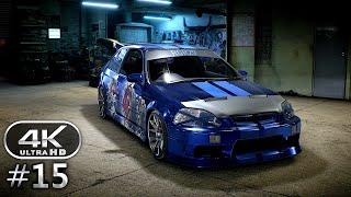 Need For Speed Gameplay Walkthrough Part 15 - NFS 4K 60fps