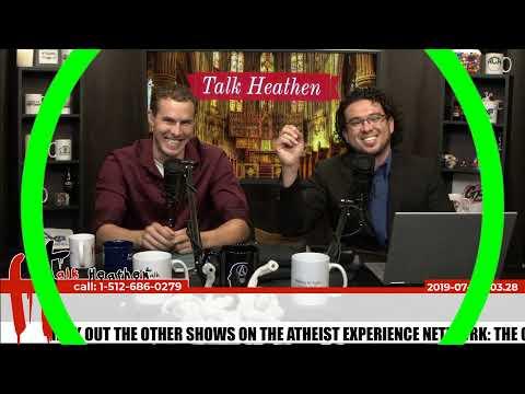 Talk Heathen 03.28 with Eric Murphy & Thomas Westbrook