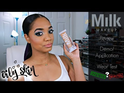 Blur Liquid Matte Foundation by Milk Makeup #10