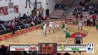 Tippecanoe Valley Girls Basketball vs Manchester