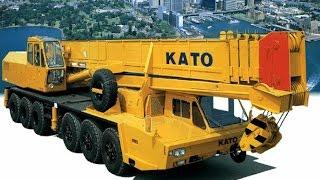 Смелый шаг на ремонт гидротрансформатора КАТО