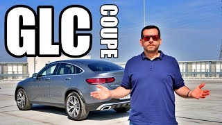 Mercedes-Benz GLC klasė Coupe (C253) 2016 - dabar