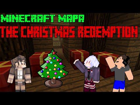 Christmas Redemption CZ - Minecraft Christmas mapa 2018