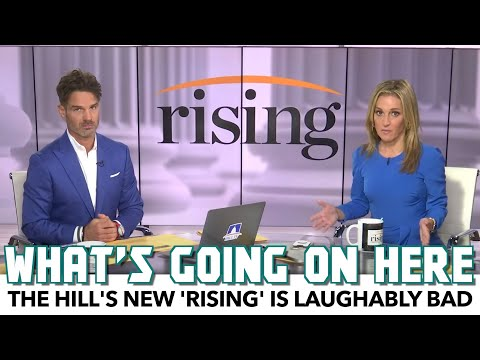 The Hill's New 'Rising' Is Laughably Bad