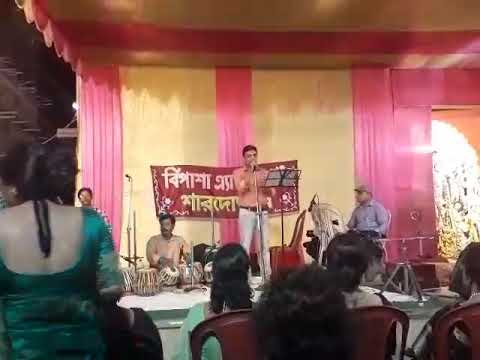 Jete jete pothe holo deri...original song by Rd barman...cover by tanmoy Chatterjee....