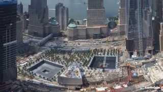 Vidéo - 10 ans de travaux à Ground Zero en 2 minutes