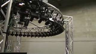 Chronos Ring - Bullet time array of 48 high-speed cameras