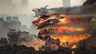 War Robots Железная Битва
