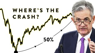 Why Isn't the Stock Market Crashing?