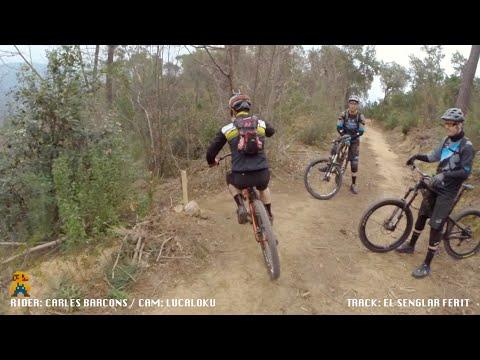 Carles Barcons. Track: El Senglar Ferit / Sta Coloma de Farners - Riudarenes