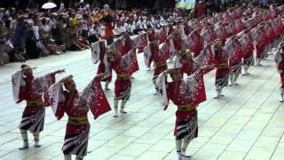 舞華(スーパーよさこい2012・明治神宮奉納演舞)