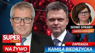 Szymon HOŁOWNIA, Ryszard CZARNECKI, dr Łukasz JANKOWSKI [NA ŻYWO]