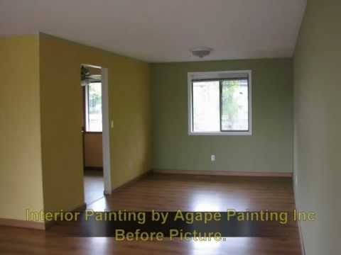Interior House Painting Contractor - Portland Oregon