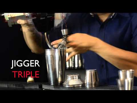 Jiggers o Copas Medidoras de Licor