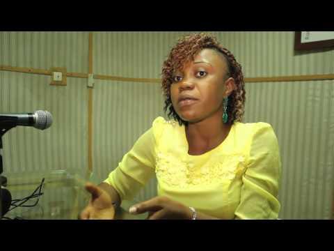 Celine Elola lauréate prix panafricain Efua Dorkenoo section radio