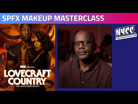 Lovecraft Country | SFX Makeup Masterclass with Carey Jones
