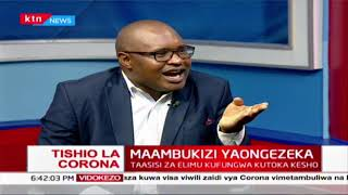Maambukizi ya Coronavirus yaongezeka katika Kanda la Afrika |Siasa za Kanda