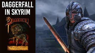 Daggerfall's Main Quest in a Skyrim Mod | Skygerfall