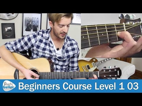 Change Chords FASTER on Guitar - Beginners Lesson 3