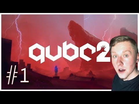 NEJLEPŠÍ HRA ROKU 2018?!   QUBE 2   CZ Gameplay by Mafiapau   PART 01