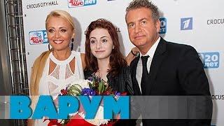 Дочь Анжелики Варум и Леонида Агутина дала первое интервью в России (Авторадио 20 лет, 2013)