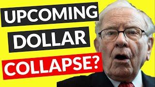 🔥 Warren Buffett Predicts Dollar Market Crash? 🔥 Why The US Dollar Will Collapse W/ Inflation Stocks