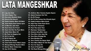 Best Songs Of Lata Mangeshkar | Lata Mangeshkar Best Evergreen Romantic Songs