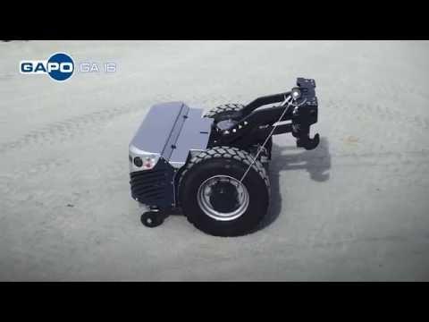 GAPO - self propelled power machine