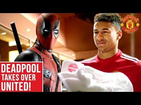 Deadpool 2 Deadpool 2 (TV Spot 'Takes Over Manchester United!')