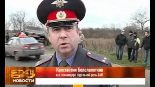 Страшное ДТП на окружной дороге.flv