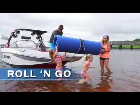 The WaterMat Roll 'N Go
