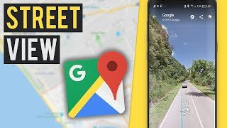 How To Use Google Maps STREET VIEW on Computer & Phone!